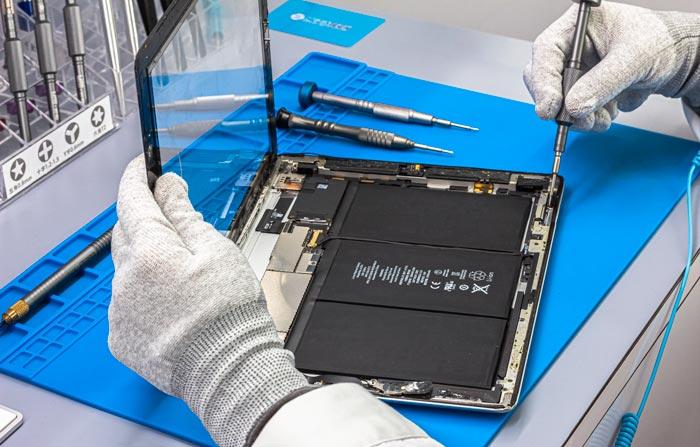 riparazione tablet mediatech in 4 ore