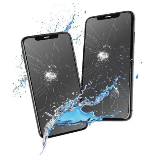 iPhone caduto in acqua, riparazione da Mediatech